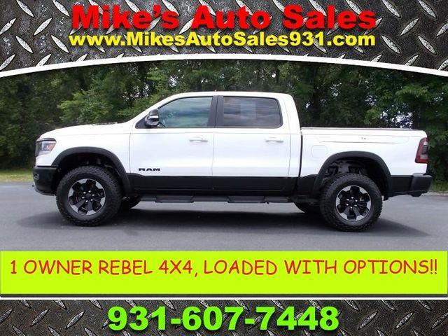 2019 Ram All-New 1500 Rebel Shelbyville, TN