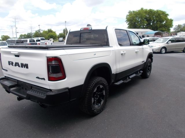 2019 Ram All-New 1500 Rebel Shelbyville, TN 12