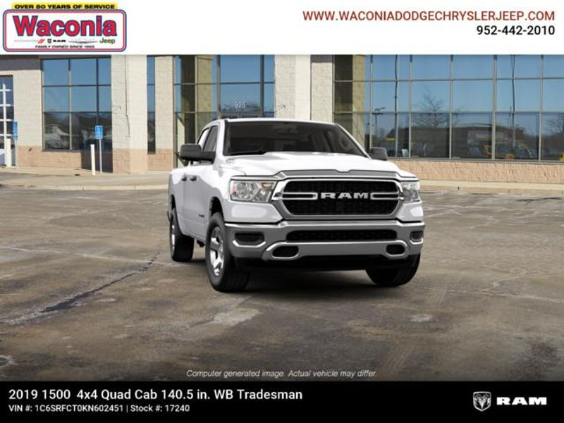 2019 Ram All-New 1500 Tradesman  in Victoria, MN
