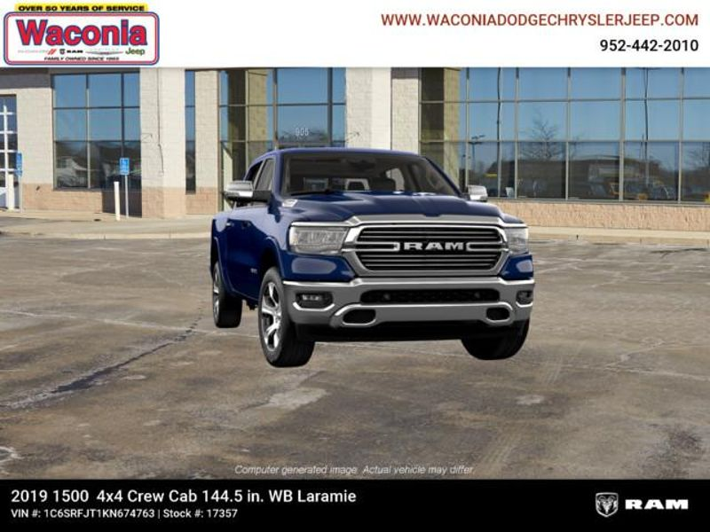 2019 Ram All-New 1500 Laramie  in Victoria, MN