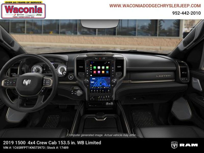 2019 Ram All-New 1500 Limited  in Victoria, MN