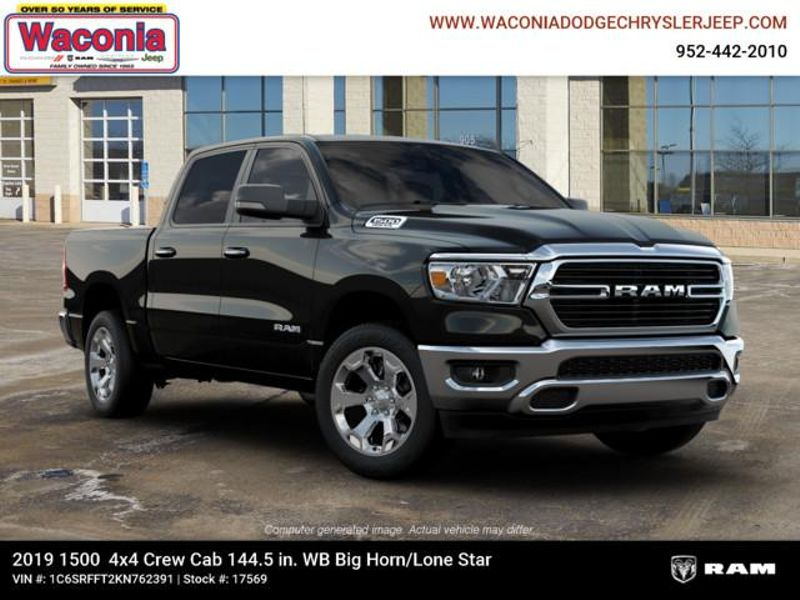 2019 Ram All-New 1500 Big HornLone Star  in Victoria, MN