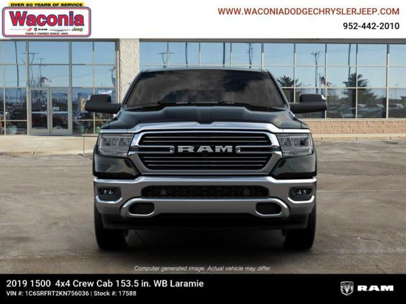 2019 Ram All-New 1500 Laramie  in Victoria, MN
