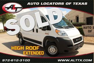 2019 Ram ProMaster Cargo Van HIGH ROOF | Plano, TX | Consign My Vehicle in  TX