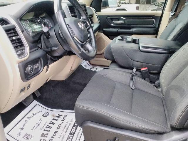 2019 Ram Quad Cab 4x4 1500 Big Horn/Lone Star Houston, Mississippi 10