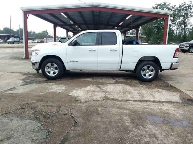 2019 Ram Quad Cab 4x4 1500 Big Horn/Lone Star Houston, Mississippi 3