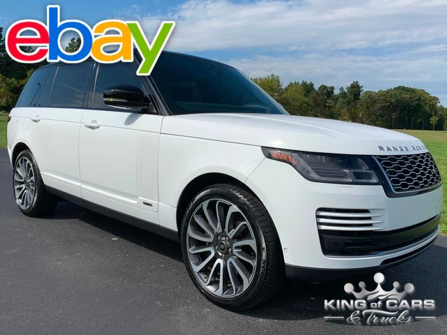 2019 Range Rover Lwb LOADED LIKE NEW SAVE THOUSANDS
