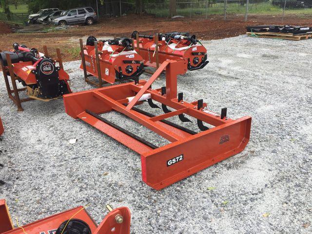 """2021 Rhino Grading Scraper 72"""" GS72 in Madison, Georgia 30650"""