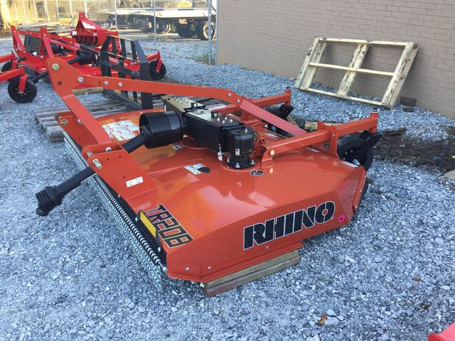 2021 Rhino Rotary Cutter 8Ft TR208 in Madison, Georgia 30650