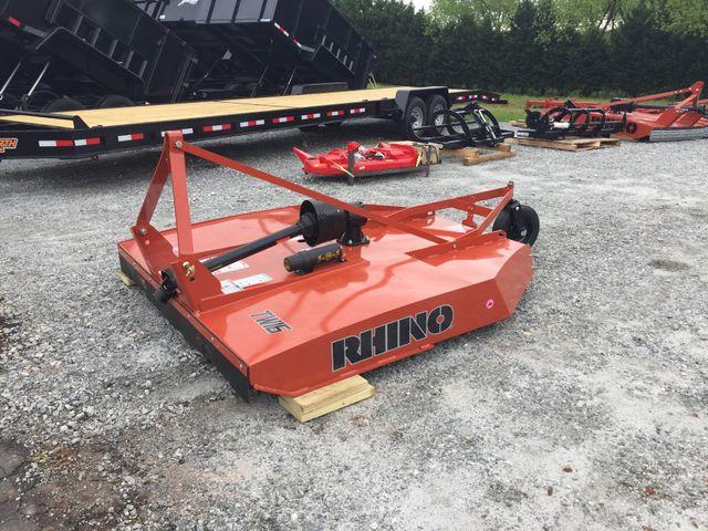 2021 Rhino Rotary Cutter 6Ft TW16 in Madison, Georgia 30650