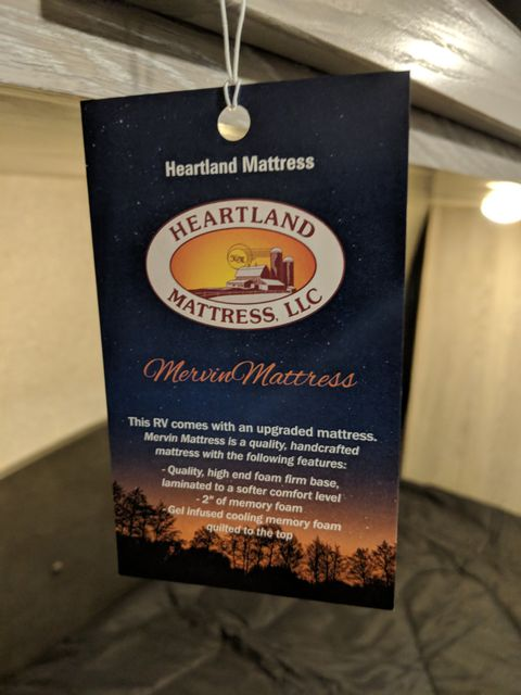 2019 Riverside Rv Mt. McKinley 832RL Mandan, North Dakota 17