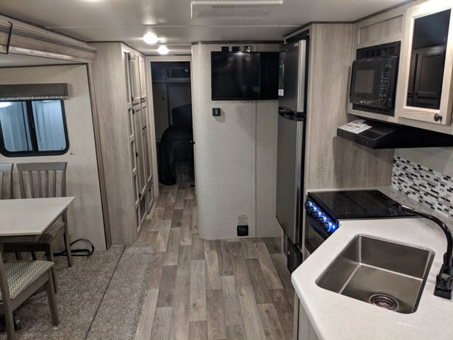 2019 Riverside Rv Mt. McKinley 832RL Mandan, North Dakota 5
