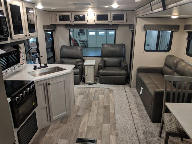 2019 Riverside Rv Mt. McKinley 832RL Mandan, North Dakota 4
