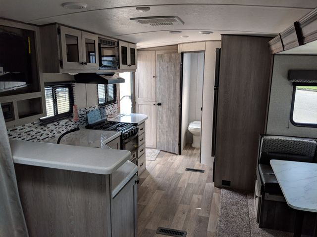 2019 Riverside Rv MT. MCKINLEY 235 RB Mandan, North Dakota 2