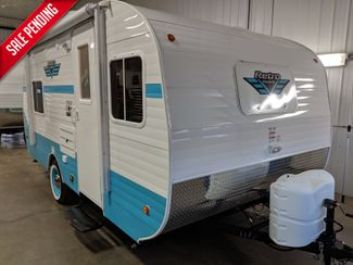 2019 Riverside Rv White Water Retro 177FK Mandan, North Dakota