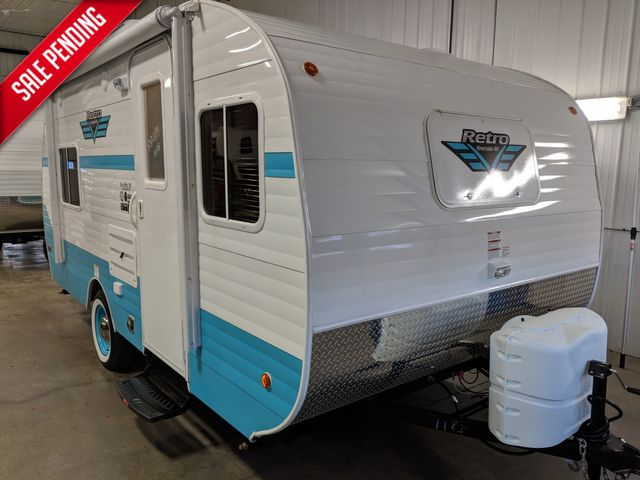 2019 Riverside Rv White Water Retro 177FK Mandan, North Dakota 0