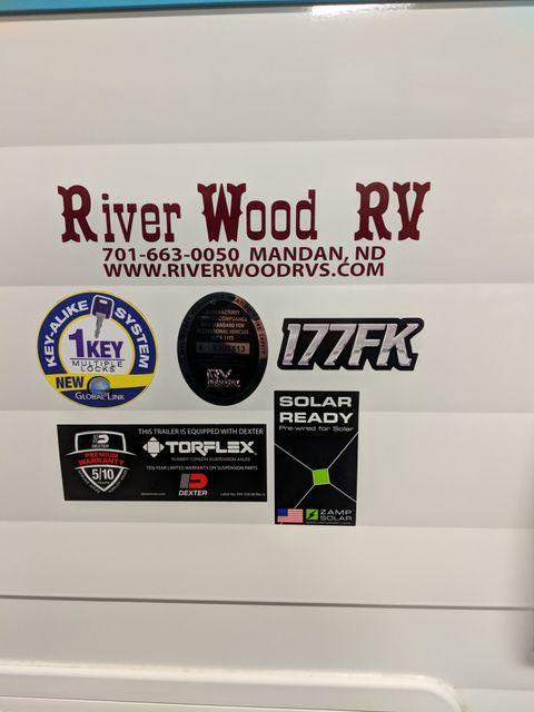2019 Riverside Rv White Water Retro 177FK in Mandan, North Dakota 58554