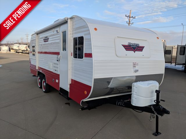 2019 Riverside Rv White Water Retro 199FKS Mandan, North Dakota 0