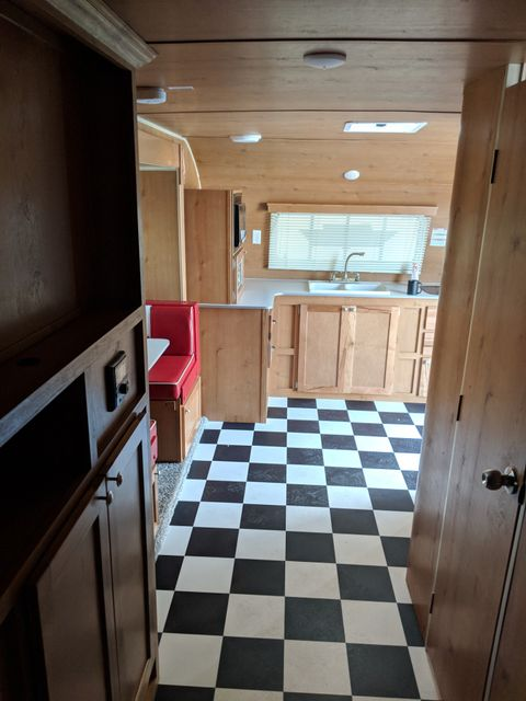 2019 Riverside Rv White Water Retro 199FKS Mandan, North Dakota 3