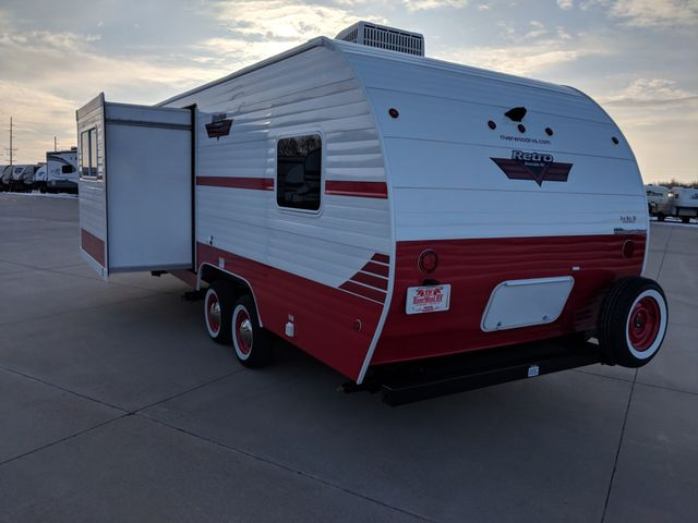 2019 Riverside Rv White Water Retro 199FKS Mandan, North Dakota 1