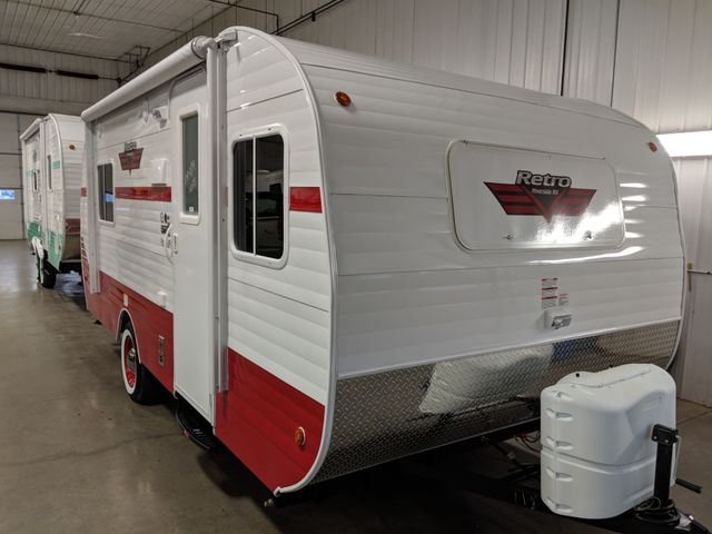 2019 Riverside Rv White Water Retro 179 Mandan, North Dakota 0