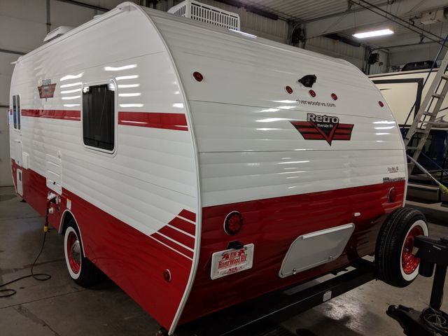 2019 Riverside Rv White Water Retro 179 Mandan, North Dakota 1