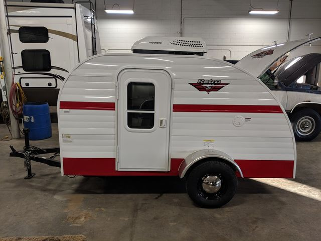2019 Riverside Rv White Water Retro 509 Jr. in Mandan, North Dakota 58554