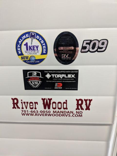 2019 Riverside Rv White Water Retro 509 Jr. in Mandan, North Dakota 58554