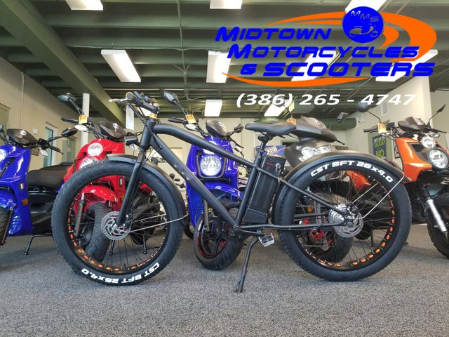 2019 Daix Fat Tire Electric Bicycle