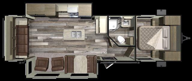 2019 Starcraft Mossy Oak 271RLI Mandan, North Dakota 3