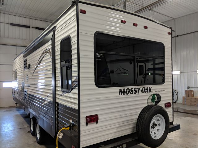 2019 Starcraft Mossy Oak 271RLI Mandan, North Dakota 1