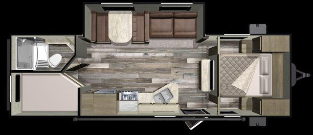 2019 Starcraft Mossy Oak 26BHS Mandan, North Dakota 4