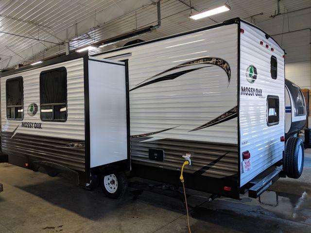 2019 Starcraft Mossy Oak 26BHS Mandan, North Dakota 1