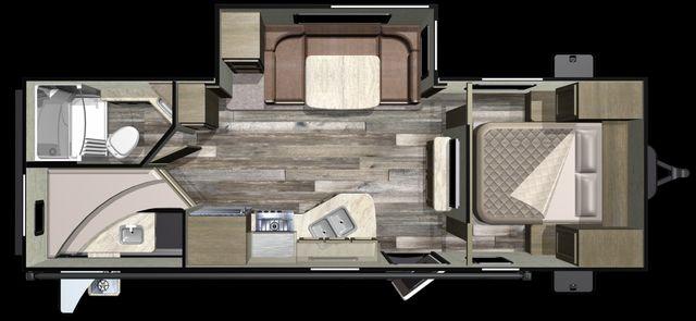 2019 Starcraft Mossy Oak 24BHS Mandan, North Dakota 3