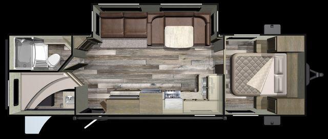 2019 Starcraft Mossy Oak 282BH Mandan, North Dakota 3