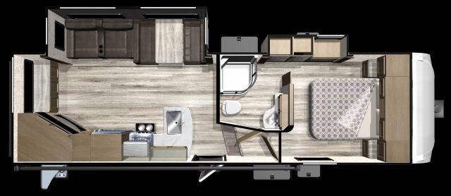 2019 Starcraft Telluride 251RES Mandan, North Dakota 2