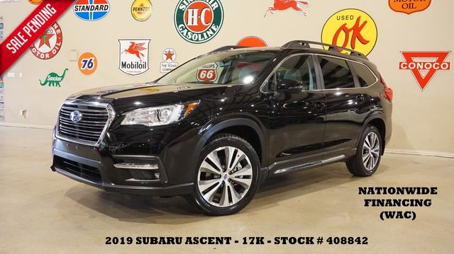 2019 Subaru Ascent Limited AWD BACK-UP CAM,HTD LTH,3RD ROW,17K in Carrollton, TX 75006