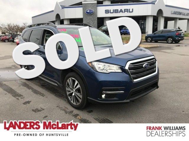 2019 Subaru Ascent Limited | Huntsville, Alabama | Landers Mclarty DCJ & Subaru in  Alabama