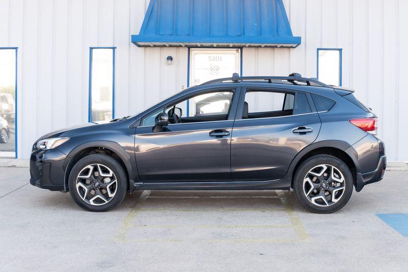 2019 Subaru Crosstrek LIMITED ONLY 7K MI NAV SUNROOF LOADED CLEAN CARFAX in Rowlett, Texas