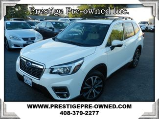 2019 Subaru Forester Limited in Campbell, CA 95008