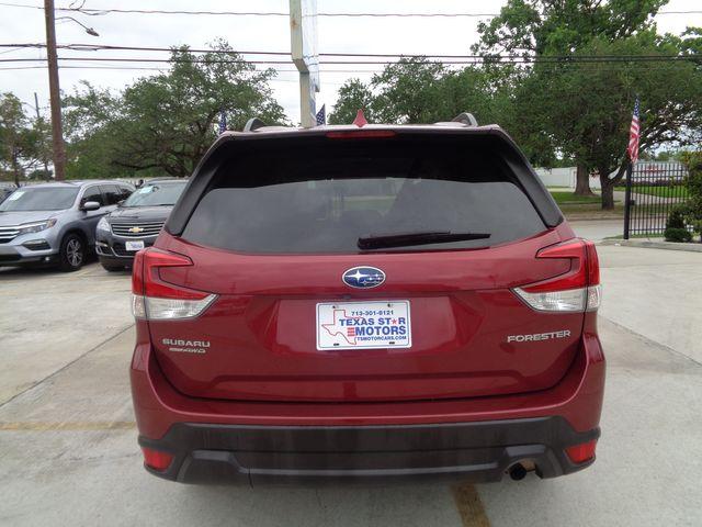 2019 Subaru Forester Premium in Houston, TX 77075