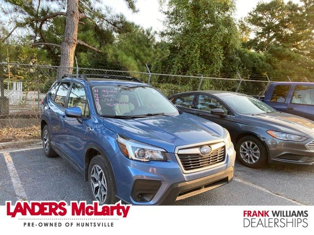 2019 Subaru Forester in Huntsville Alabama