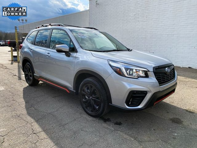 2019 Subaru Forester Sport Madison, NC 7