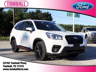 2019 Subaru Forester Sport in Tomball, TX 77375