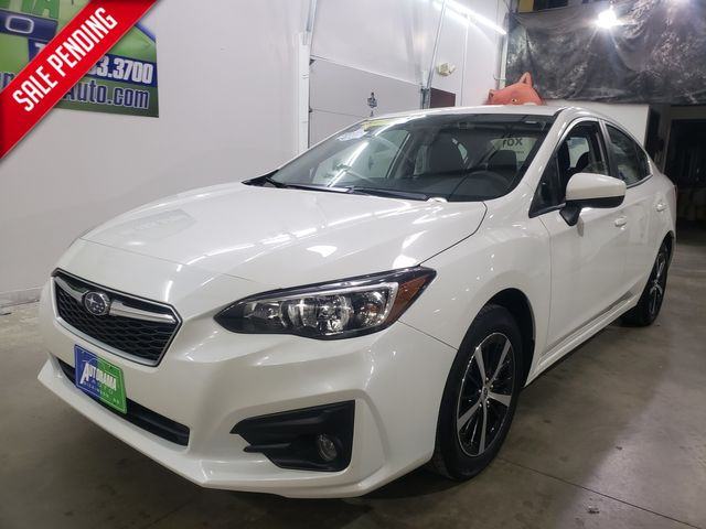 2019 Subaru Impreza AWD Premium Eye Site All Wheel Drive