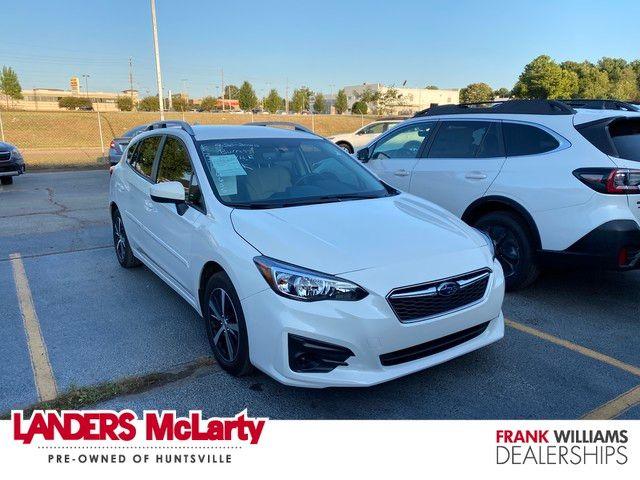 2019 Subaru Impreza in Huntsville Alabama