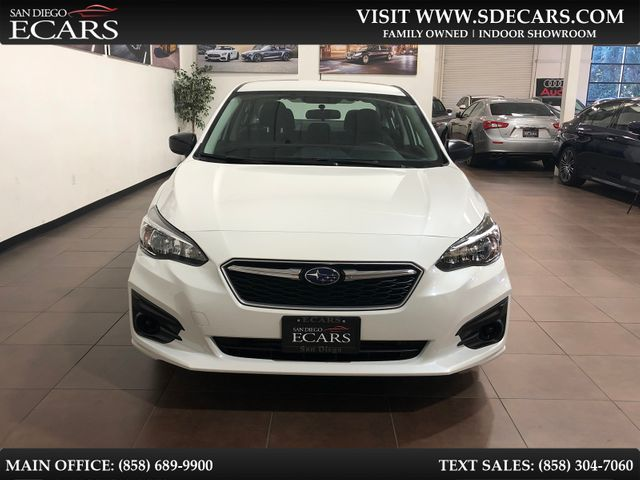 2019 Subaru Impreza Manual in San Diego, CA 92126