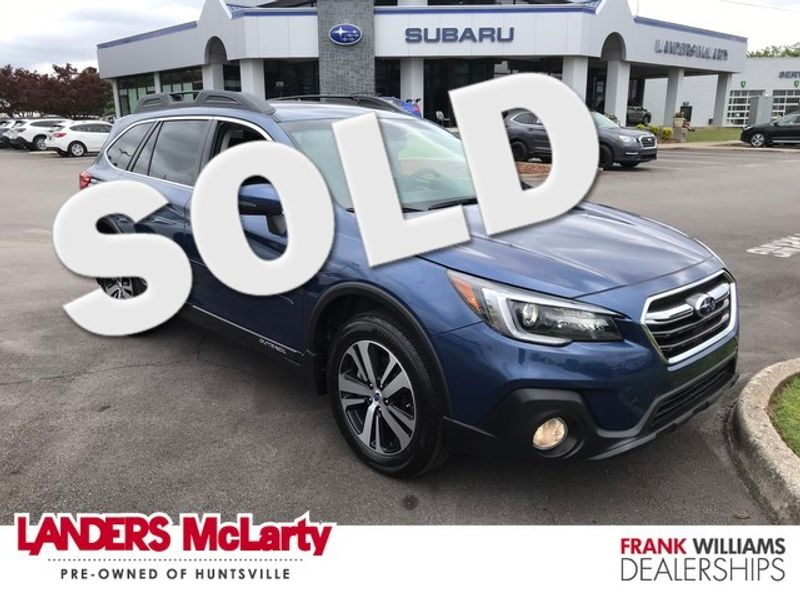 2019 Subaru Outback Limited   Huntsville, Alabama   Landers Mclarty DCJ & Subaru in Huntsville Alabama