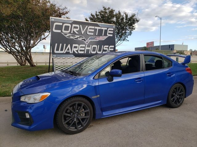 2019 Subaru WRX Premium Auto, CD, Rear Spoiler, Black Alloys 24k