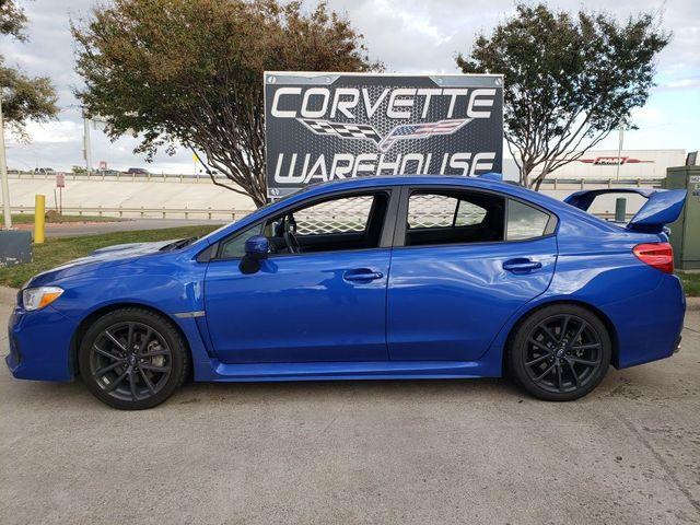 2019 Subaru WRX Premium Auto, CD, Rear Spoiler, Black Alloys 24k in Dallas, Texas 75220